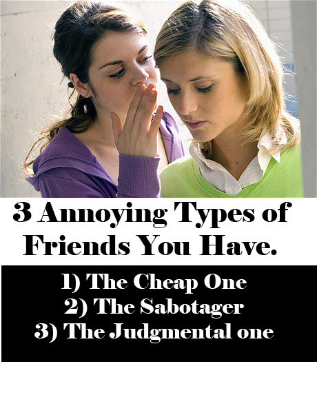 three kinds of friends I trust my best friend  although discriminative listening cuts across the other four types of listening, there are three things to consider about this.