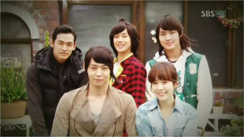 rooftop prince photos