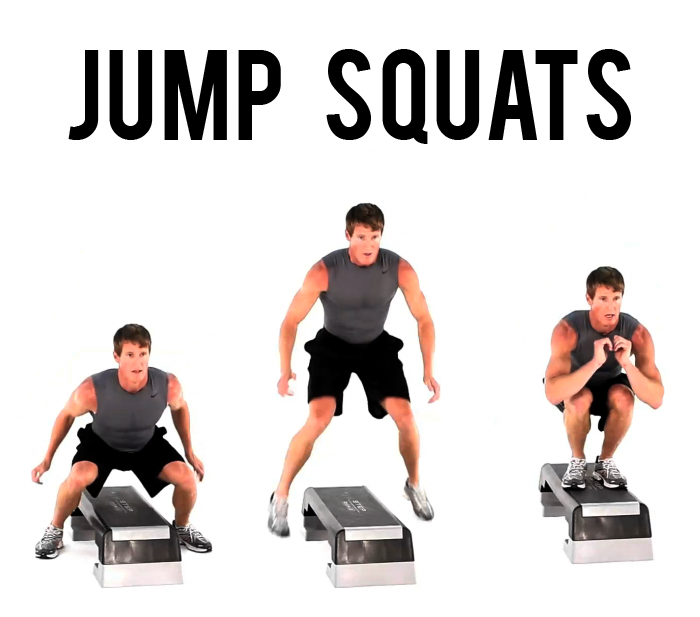 how to make squat thrusts easier