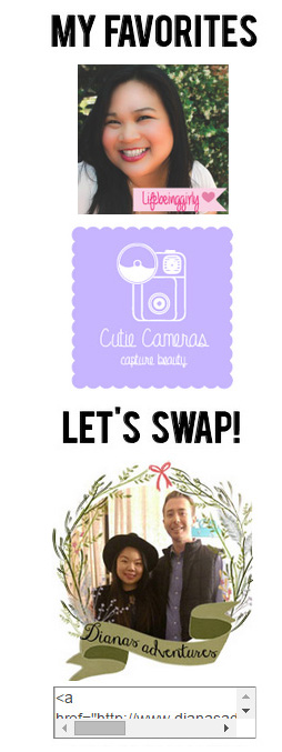 blog swap button