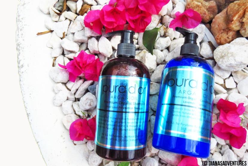 Pura d'or Hair & Body Care