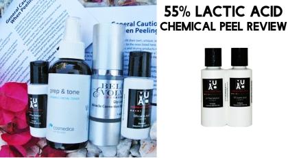 lactic acid chemical peel