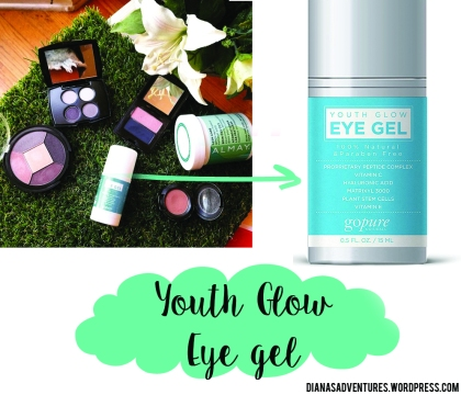 Youth Glow Eye Gel Review
